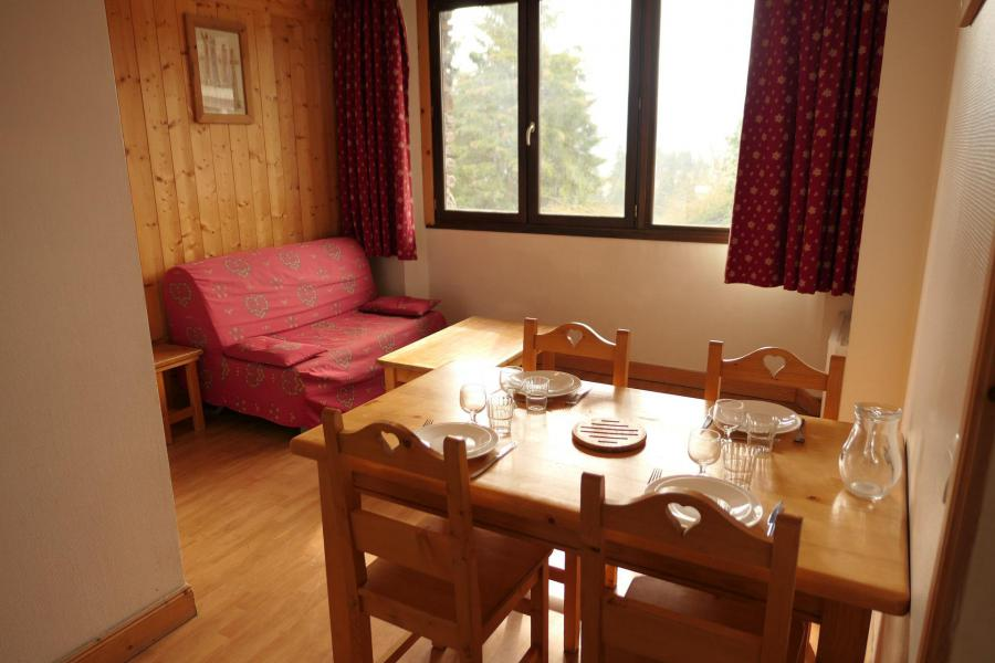 Аренда на лыжном курорте Апартаменты 2 комнат 4 чел. (2) - Résidence la Grande Cordée - Combloux - Стол