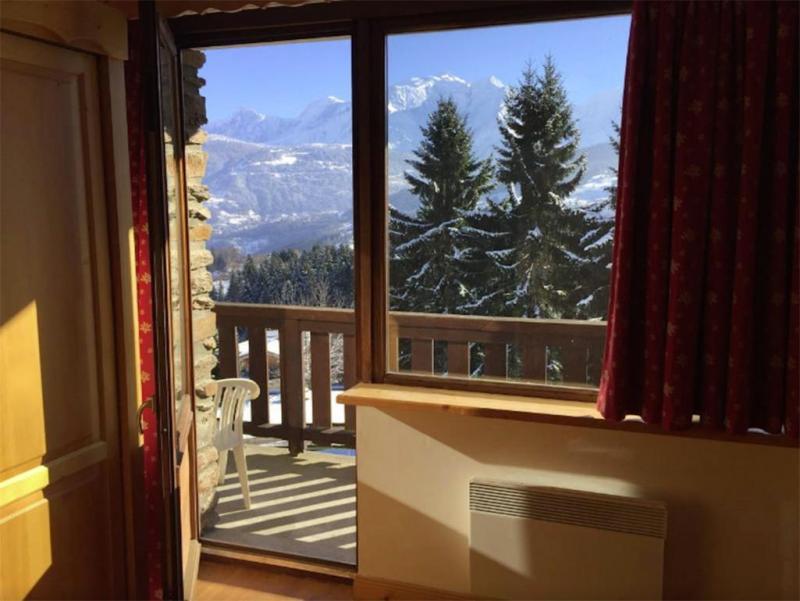 Location au ski Résidence la Grande Cordée - Combloux - Balcon