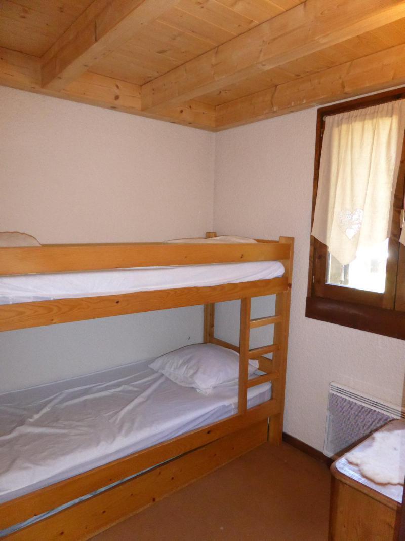 Rent in ski resort 2 room mezzanine apartment 5 people (891) - Résidence la Jacquerie - Combloux - Bath-tub