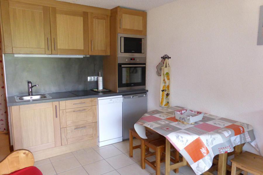 Аренда на лыжном курорте Квартира студия для 4 чел. (A7) - Résidence le Gros Cailloux Améthystes - Combloux - апартаменты