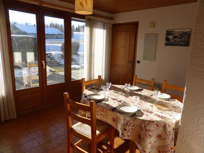 Location au ski Appartement 3 pièces 6 personnes (7) - Résidence Les  Elwoudis - Combloux