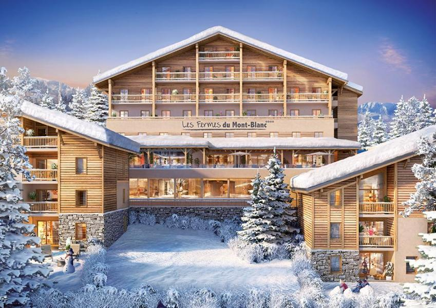 Residence les fermes du mont blanc location vacances - Office du tourisme combloux location ...