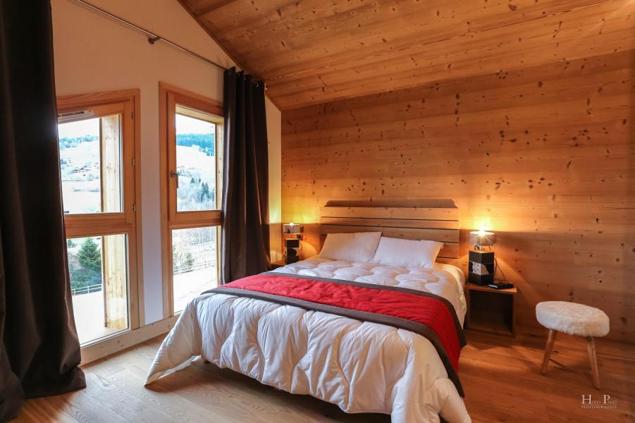 Location au ski Résidence les Fermes du Mont Blanc - Combloux - Lit double