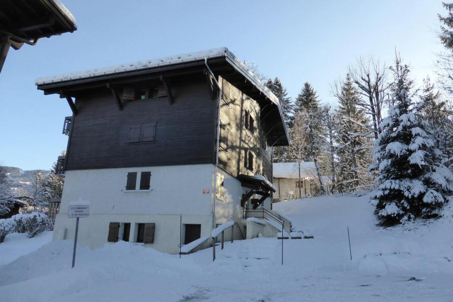 Аренда на лыжном курорте Résidence les Granges de Colomb - Combloux