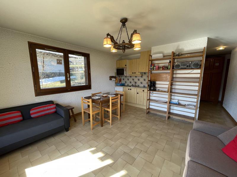 Аренда на лыжном курорте Апартаменты 2 комнат 4 чел. (106) - Résidence les Granges de Colomb - Combloux