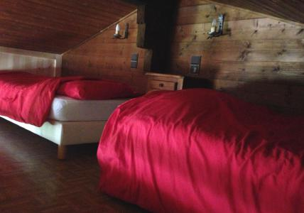 Rent in ski resort 1 room mezzanine chalet 4 people - Chalet de la Princesse - Combloux