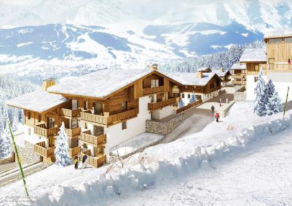 Rental Combloux : Les Chalets des Pistes winter