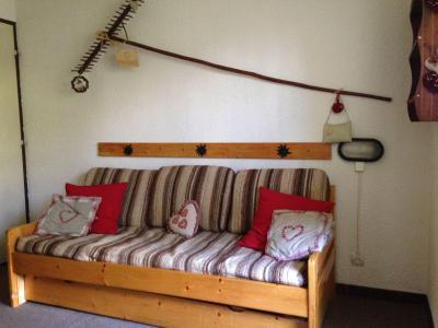 Rent in ski resort Studio 4 people (A10) - Résidence Front de Neige - Combloux