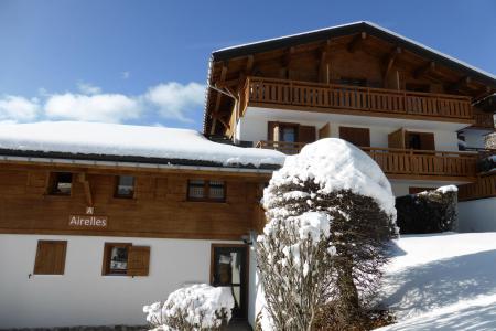 Rent in ski resort Résidence Front de Neige - Combloux