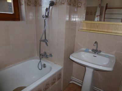 Rent in ski resort 3 room apartment 6 people (291) - Résidence l'Ecrin des Glaciers - Daim - Combloux - Bath-tub