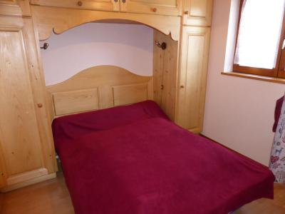 Rent in ski resort 3 room apartment 6 people (291) - Résidence l'Ecrin des Glaciers - Daim - Combloux - Seat bed- pull out bed