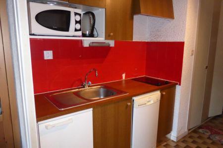 Rent in ski resort 2 room apartment sleeping corner 7 people (895) - Résidence l'Ecrin des Glaciers - Hermine - Combloux - Kitchenette