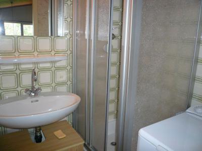Аренда на лыжном курорте Апартаменты 2 комнат с мезонином 6 чел. (754) - Résidence l'Ecrin des Glaciers - Isard - Combloux - Ванна
