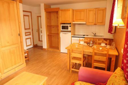 Аренда на лыжном курорте Апартаменты 2 комнат 4 чел. (13A) - Résidence la Grande Cordée - Combloux - апартаменты