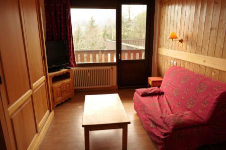 Аренда на лыжном курорте Апартаменты 2 комнат 4 чел. (13B) - Résidence la Grande Cordée - Combloux - апартаменты