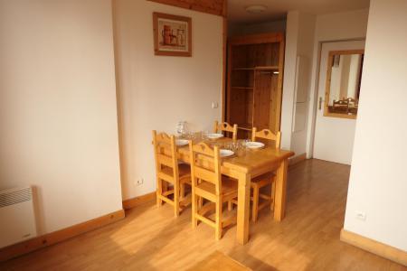 Аренда на лыжном курорте Апартаменты 2 комнат 4 чел. (2) - Résidence la Grande Cordée - Combloux - Столова&
