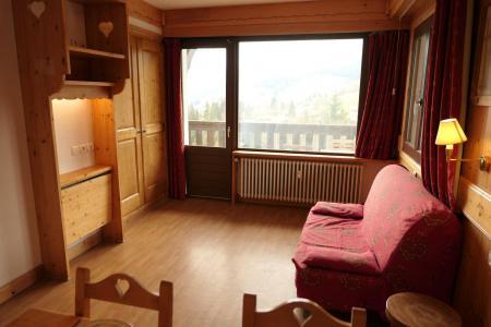Аренда на лыжном курорте Апартаменты 2 комнат 4 чел. (33B) - Résidence la Grande Cordée - Combloux - Салон