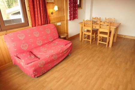 Аренда на лыжном курорте Апартаменты 2 комнат 4 чел. (33B) - Résidence la Grande Cordée - Combloux - Банкетка выдвижная кровать