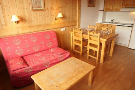 Аренда на лыжном курорте Апартаменты 2 комнат 4 чел. (36) - Résidence la Grande Cordée - Combloux - апартаменты