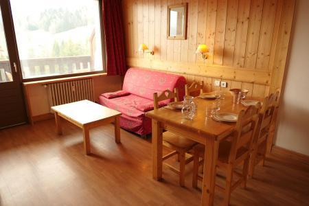 Аренда на лыжном курорте Апартаменты 2 комнат 4 чел. (36) - Résidence la Grande Cordée - Combloux - Салон