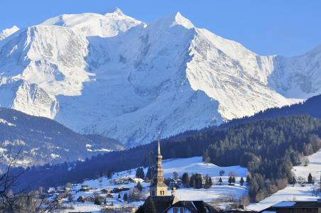 Vacances en montagne Résidence la Grande Cordée - Combloux - Extérieur hiver