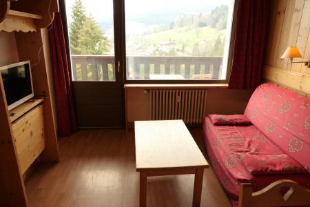 Аренда на лыжном курорте Апартаменты 2 комнат 4 чел. (36) - Résidence la Grande Cordée - Combloux