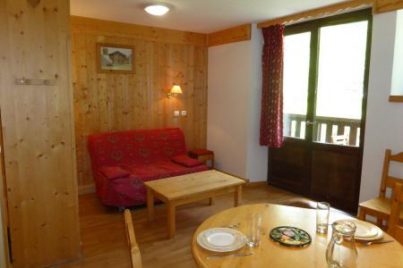 Аренда на лыжном курорте Квартира студия для 2 чел. (11) - Résidence la Grande Cordée - Combloux