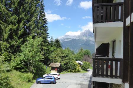 Аренда на лыжном курорте Logement 1 pièces 2 personnes (CBGC21) - Résidence la Grande Cordée - Combloux