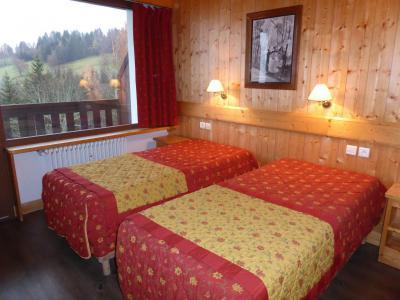 Location au ski Appartement 2 pièces 4 personnes (894) - Résidence la Grande Cordée - Combloux - Lit simple