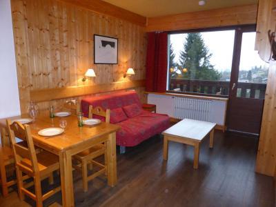 Location au ski Appartement 2 pièces 4 personnes (894) - Résidence la Grande Cordée - Combloux - Séjour
