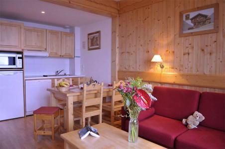 Location au ski Résidence la Grande Cordée - Combloux - Séjour