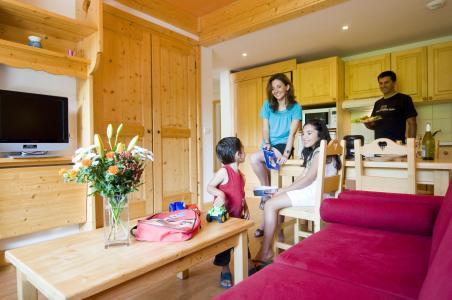Location 4 personnes Appartement 2 pièces 4 personnes (Aravis) - Residence La Grande Cordee