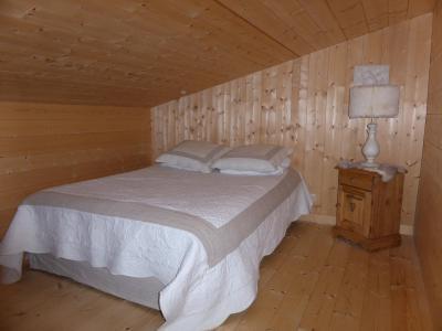 Rent in ski resort 2 room mezzanine apartment 5 people (891) - Résidence la Jacquerie - Combloux - Double bed