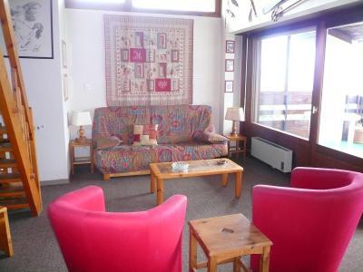 Rent in ski resort 2 room mezzanine apartment 7 people (51) - Résidence les Cristaux du Haut - Combloux - Apartment