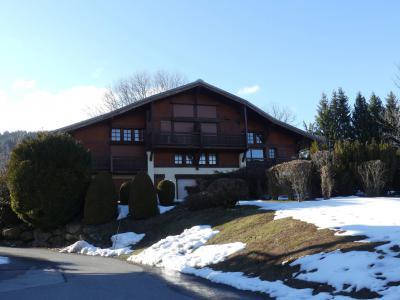 Rent in ski resort Résidence les Edelweiss - Combloux