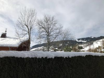 Rent in ski resort Studio mezzanine 5 people (899) - Résidence les Edelweiss - Combloux