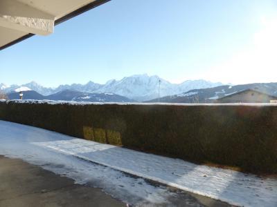 Rent in ski resort 3 room apartment 6 people (7) - Résidence Les  Elwoudis - Combloux