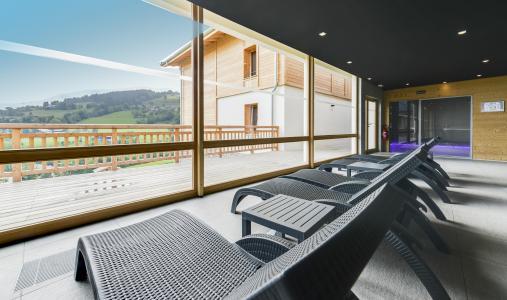Rent in ski resort Résidence les Fermes du Mont Blanc - Combloux - Relaxation