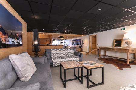 Rent in ski resort Résidence les Fermes du Mont Blanc - Combloux - Inside