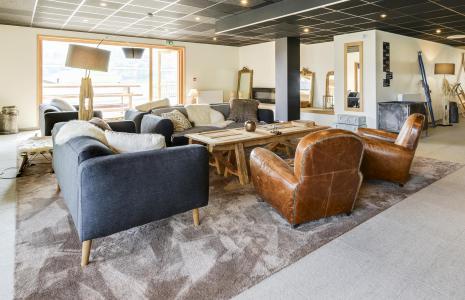 Rent in ski resort Résidence les Fermes du Mont Blanc - Combloux - Reception