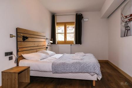 Rent in ski resort Résidence les Fermes du Mont Blanc - Combloux - Bedroom