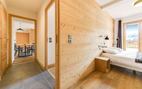 Rent in ski resort Résidence les Fermes du Mont Blanc - Combloux - Bedroom