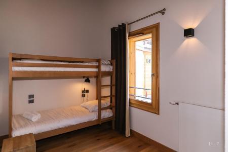 Rent in ski resort Résidence les Fermes du Mont Blanc - Combloux - Bunk beds