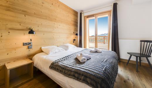 Location 8 personnes Appartement duplex 4 pièces 8 personnes (Vue Mont Blanc) - Résidence les Fermes du Mont Blanc