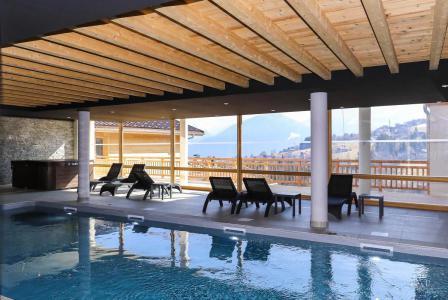 Rent in ski resort Résidence les Fermes du Mont Blanc - Combloux