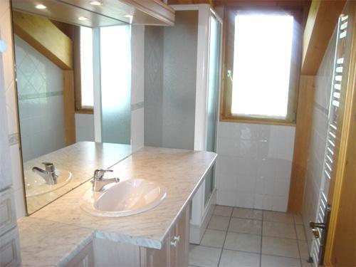 Location au ski Chalet mitoyen 5 pièces 8-10 personnes - Chalet Diana - Courchevel - Salle d'eau