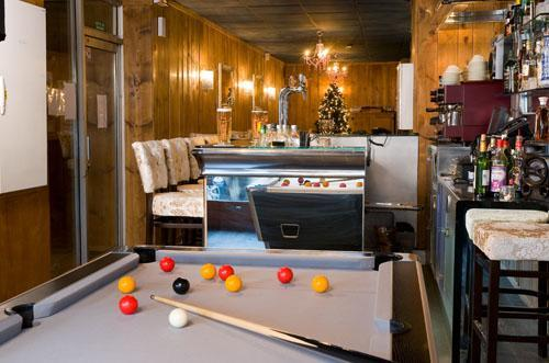 Location au ski Hotel Olympic - Courchevel - Jeux