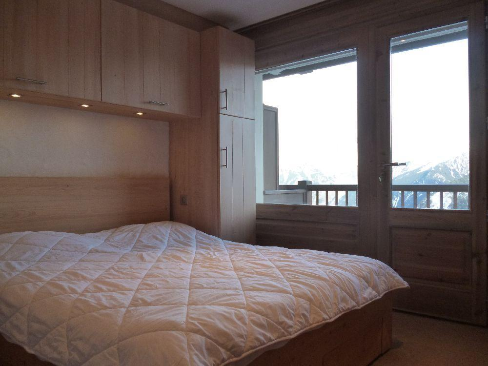 Location au ski Appartement 3 pièces 6 personnes (405) - La Residence Foret Du Praz - Courchevel - Lit double
