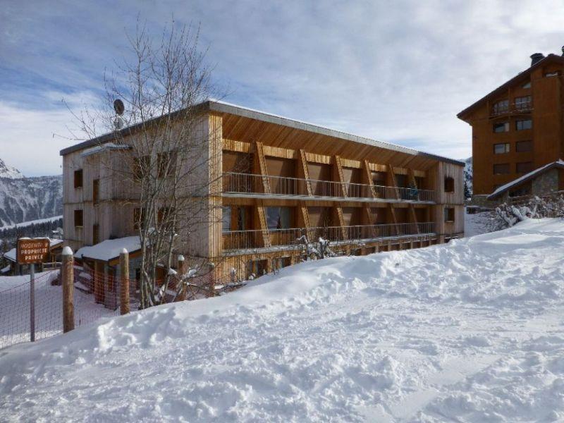 Location au ski Appartement 2 pièces 4 personnes (204) - La Residence Nogentil B - Courchevel