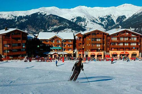 Location Residence Club Mmv Le Golf hiver